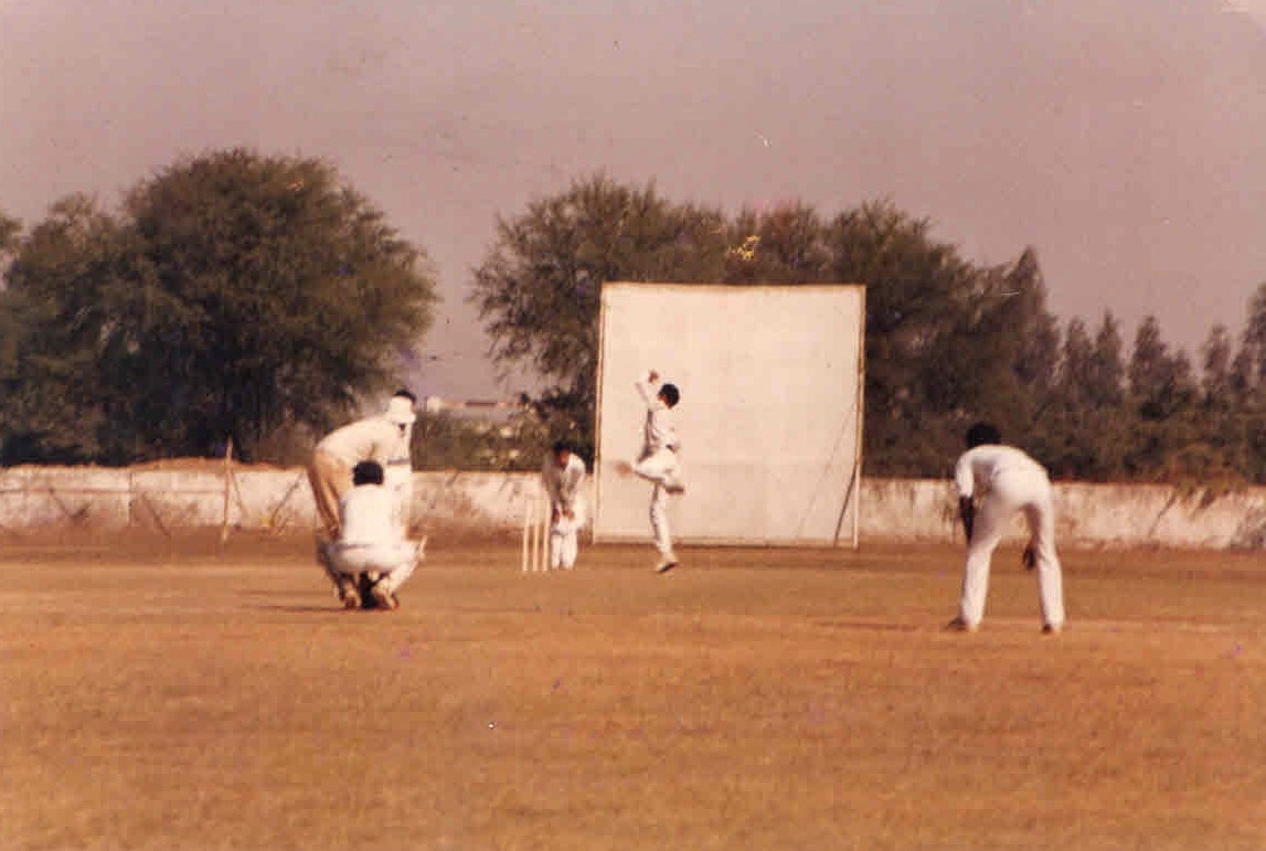 """Playing """"Test"""" Cricket At The Age of 52 !!"""