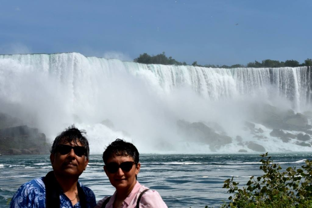 The Niagara Falls – See It At Least Once In Your Life !!